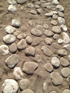 olympos ve çakıl taşları