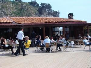 Şile'de kahvaltı için bir seçim