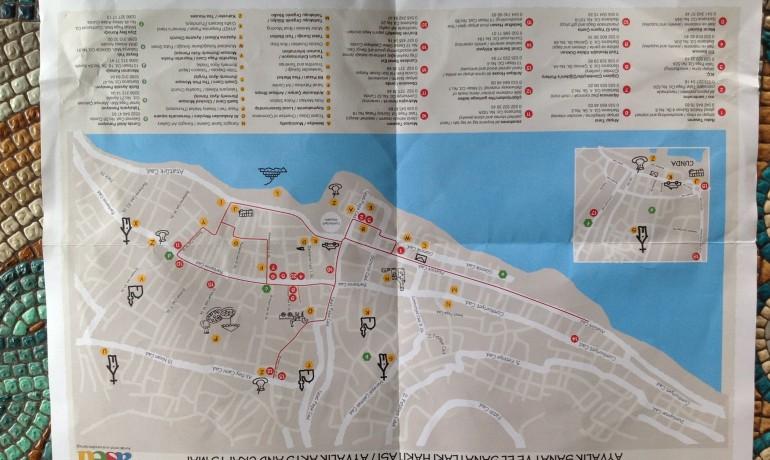 ASED'in Kültür ve sanat Haritası