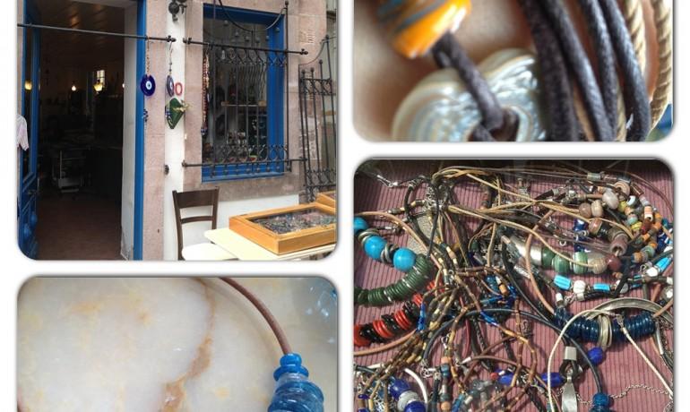 Elif Boncuk ve cam boncuk tasarımlar