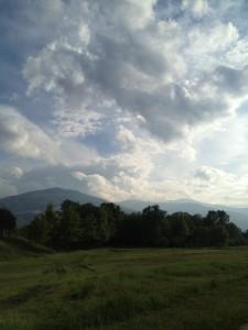 Sapanca Kırkpınar'dan Samanlı Dağlarının  Kartepe'si